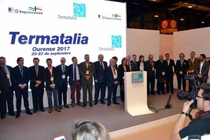 Las ferias Xantar y Termatalia se promocionarán en FITUR
