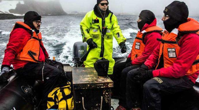 El verano austral con mayor cantidad de investigadores en la historia antártica