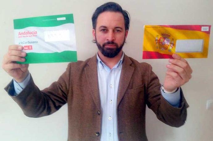 Las exigencias de Vox dejan en el aire el acuerdo de gobierno entre PP y Ciudadanos para Andalucía