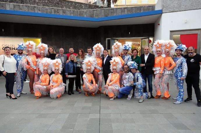 La Casa del Carnaval de Santa Cruz de Tenerife alberga una exposición sobre la historia de la comparsa Los Cariocas
