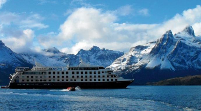 Beneficios de los cruceros en Punta Arenas, Chile