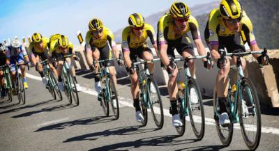 El Jumbo-Visma, décadas de historia en la Vuelta a Andalucía