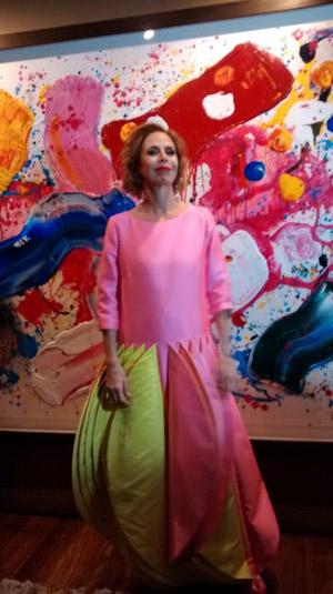 Ágatha Ruiz de la Prada, Diseño, Moda y Personaje en el Museo del Traje en Madrid