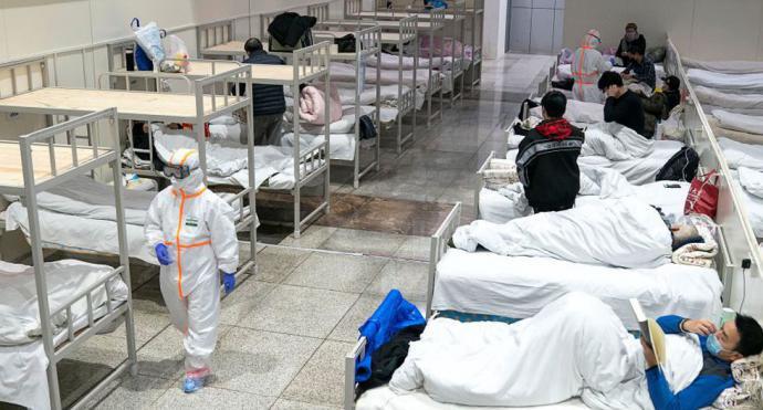 China suma 811 muertos y más de 37 mil infectados por el coronavirus de Wuhan
