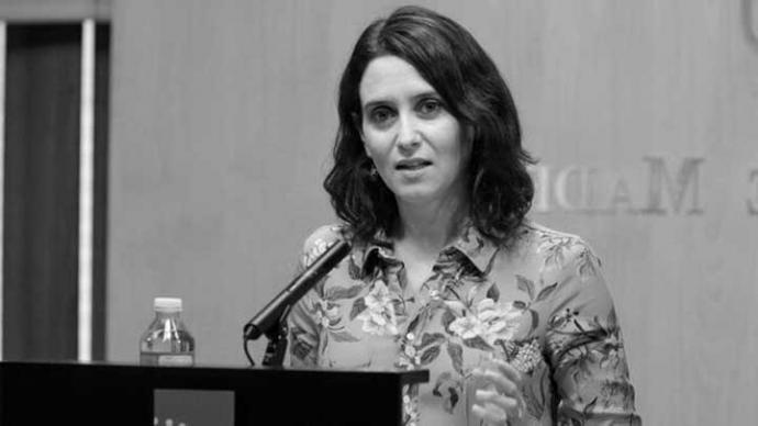 Isabel Díaz Ayuso, sobre Telemadrid: 'Soy la única presidenta que tiene una televisión que le es crítica'