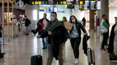 España amplía el bloqueo a vuelos desde el Reino Unido, Sudáfrica y Brasil