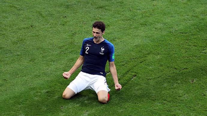 Benjamin Pavard, el jugador francés cuya vida ha cambiado el Mundial