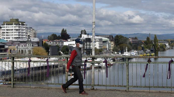 Proceso gradual de desconfinamiento en Los Ríos y Aysén