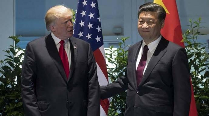 Trump y Xi dialogan sobre el programa nuclear de Corea del Norte