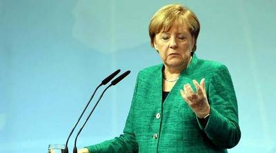 Angela Merkel afirma tener