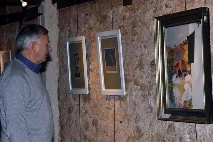 La Sala de Exposiciones Domus Artis, se viste de la gala con la obra de Eberhard Schlotter