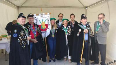 La Cofradía del Queso en la Casa de Cantabria en Navarra