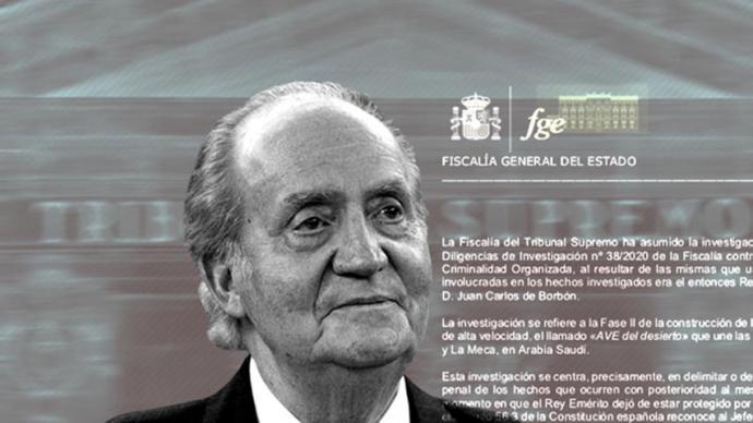 La Justicia amenaza al rey Juan Carlos 12 años después del cobro de 100 millones desde Arabia Saudí