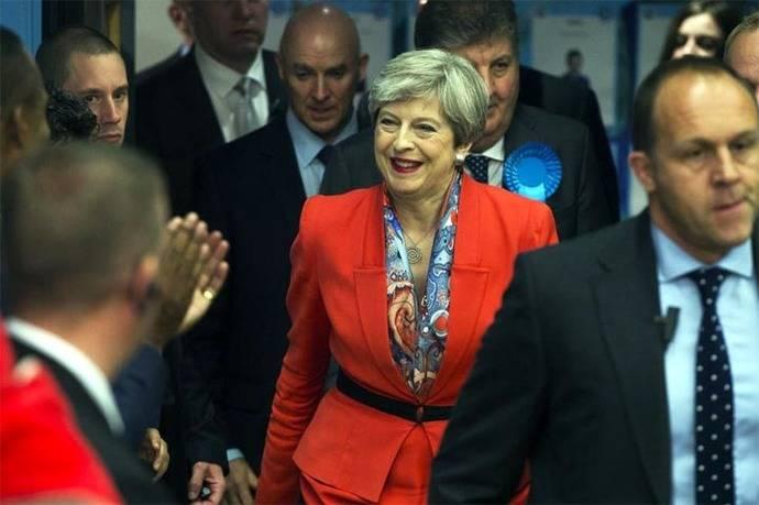 ¿Llega el fin de la era de Theresa May?