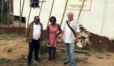El orfanato cántabro en Camerún acogerá a 32 niños