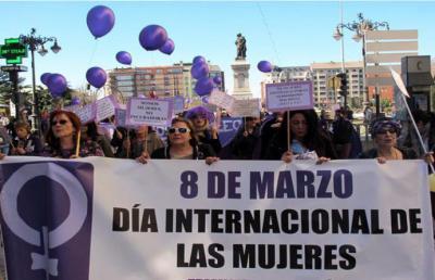 Mujeres se manifestaron alrededor del mundo por sus derechos