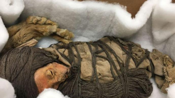Momias pre hispánicas de la cultura Chinchorro
