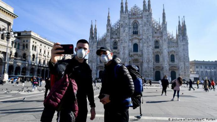 El Turismo ante el coronavirus