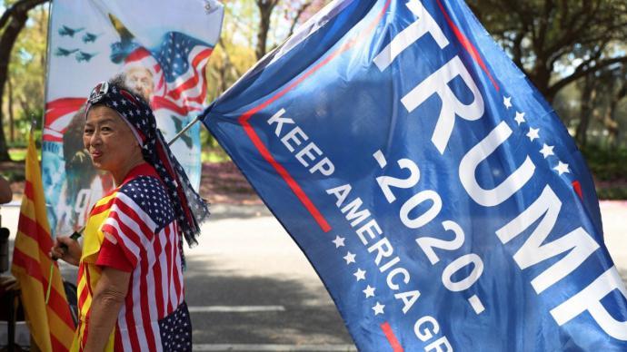 Se termina la batalla electoral en EEUU: Supremo rechaza última demanda activa de Trump