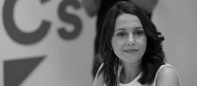 Inés  Arrimadas en imagen de archivo
