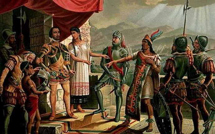 Hernán Cortéz, La Conquista de Tenochtitlán...