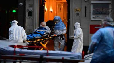 271.780 muertos y 1.268.000 curados del Covid-19 en el mundo