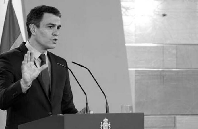 Sánchez se rearfirma en mantener el estado de alarma hasta la 'nueva normalidad' y pide 'prudencia' a quienes pasan a fase 1