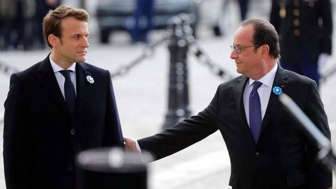 Estas son las opciones de Macron para primer ministro