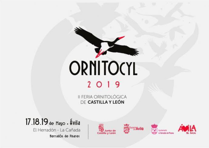 La segunda edición de Ornitocyl se celebrará en mayo de 2019 en El Herradón de Pinares