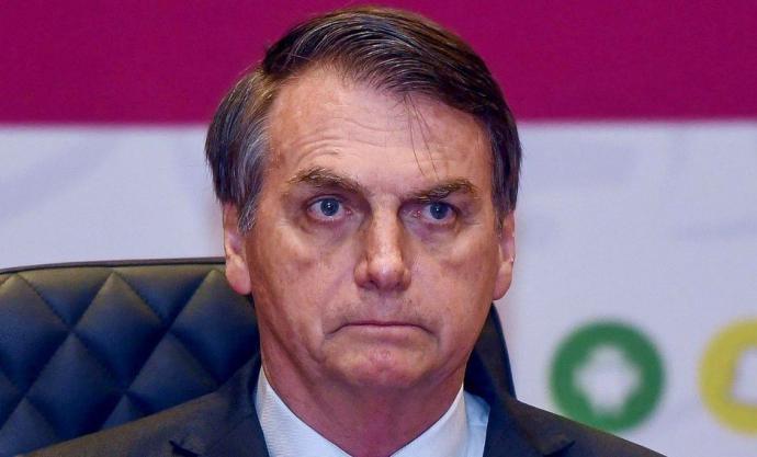 "Jair Bolsonaro, pidió este sábado ""no dar munición al canalla que momentáneamente está libre"""