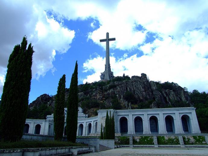 Valle de los Caídos (foto: Juan Ignacio Vera)