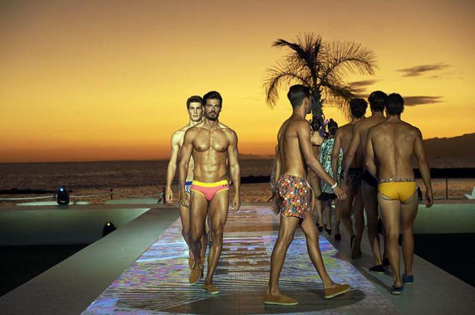 Cabildo de Tenerife y Ayuntamiento de Adeje presentan la IV edición de la Tenerife Fashion Beach Costa Adeje