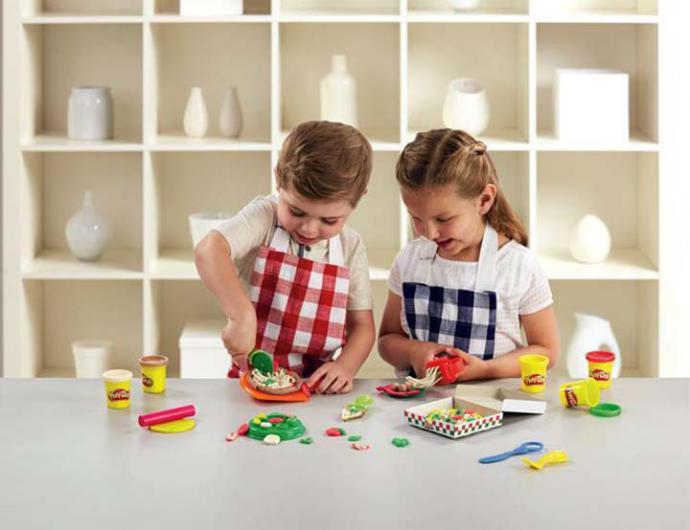 Gran Plaza 2 Majadahonda, ameniza la vuelta al cole con talleres de Play-Doh