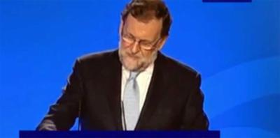 """Rajoy tuvo """"conocimiento"""" del espionaje a Bárcenas (Captura de Pantalla)"""