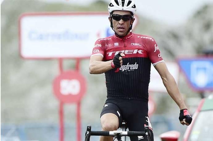 Alberto Contador se despidió a lo grande al llevarse la etapa 20 de la Vuelta a España