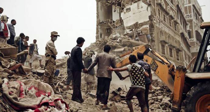Oxfam exige a España más ayuda a Yemen y que cese la venta de armas a Arabia Saudí