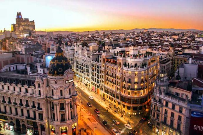 Madrid: una ciudad inolvidable con acento español