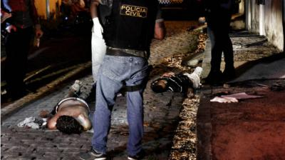 Brasil rompe récord en asesinatos al alcanzar 84 homicidios por día