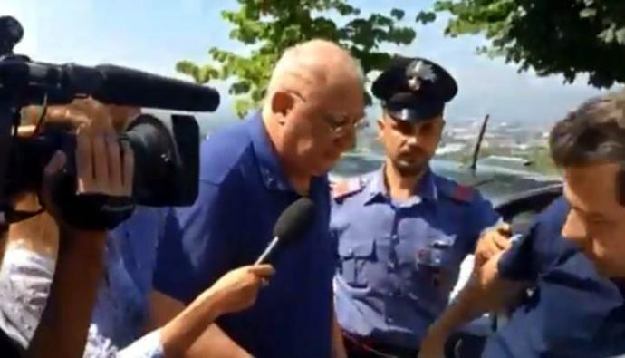 """""""Creí que al menos tenía 15 años"""": la increíble excusa de un sacerdote abusador (Captura de video)"""