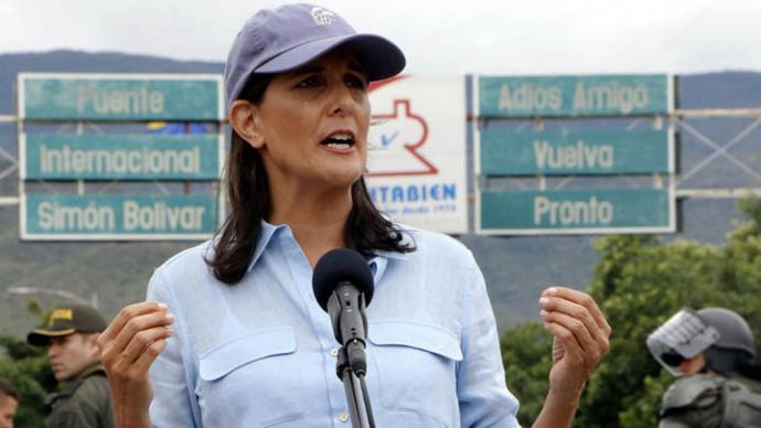 EEUU dona a Colombia $9 millones para ayuda humanitaria a inmigrantes venezolanos