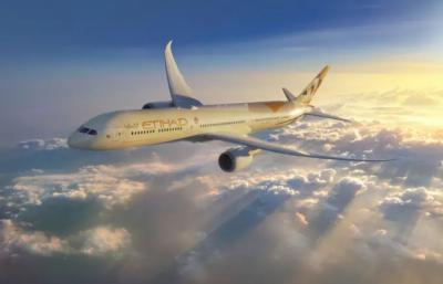 Un avión de la compañía.