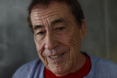 el octogenario escritor Fernando Sánchez-Dragó
