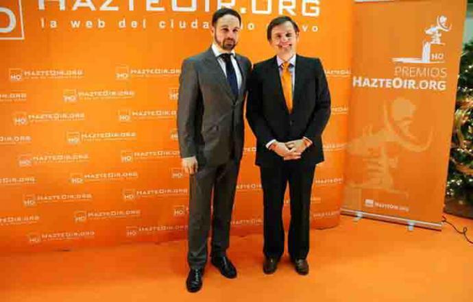 Ceremonia de entrega de los Premios HazteOir.org 2012ELENTIR / HAZTEOIR.ORG
