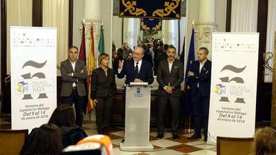 Málaga Education Week reúne a más de medio millar de profesionales del turismo idiomático