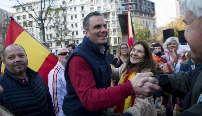 La ultraderecha española posibilitará un gobierno conservador en Andalucía