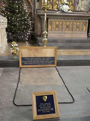 Stratford Upon Avon, donde surgió el genio de Shakespeare