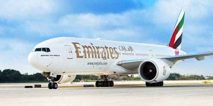 Emirates llega a Chile: compañía ofrece tarifas especiales para vuelos de Santiago a Dubái