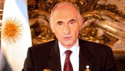 El ex presidente de Argentina, Fernando de la Rúa