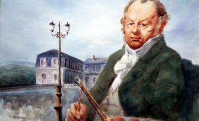 El Ayuntamiento de Piedrahia adquiere un cuadro de Pablo Reviriego