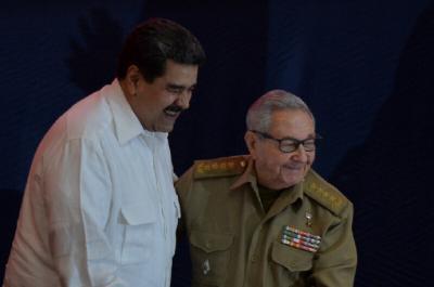En Venezuela y desde hace años, hay una intervención extranjera